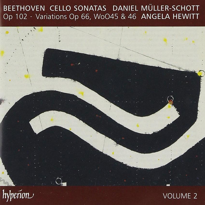 Beethoven - Cellosonaten Vol.2