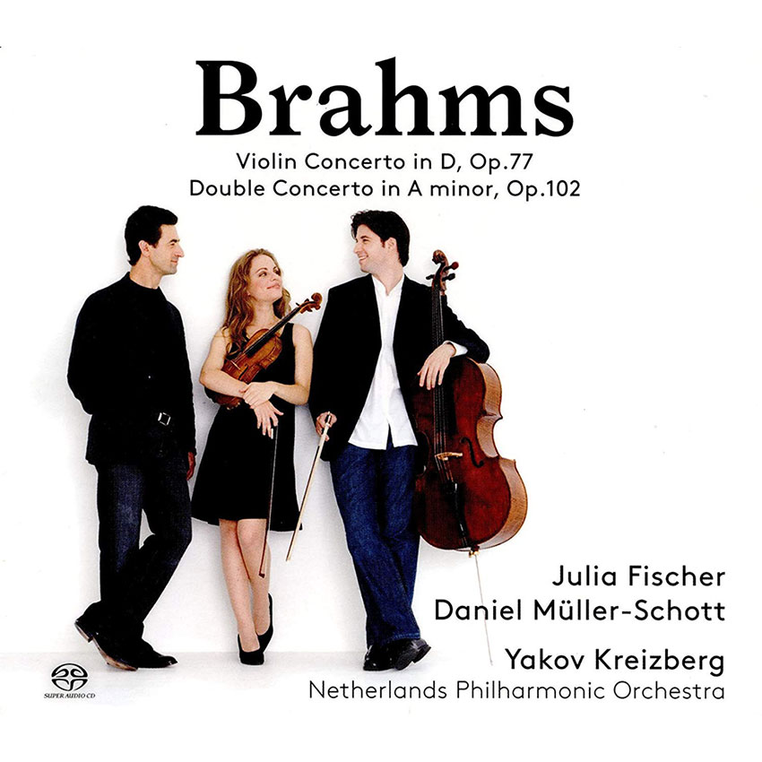 Johannes Brahms - Double Concerto for Violin and Cello