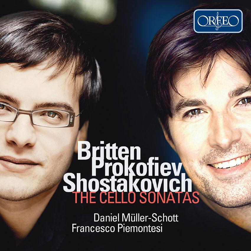 Britten, Prokofiev, Schostakowitsch - The Cello Sonatas