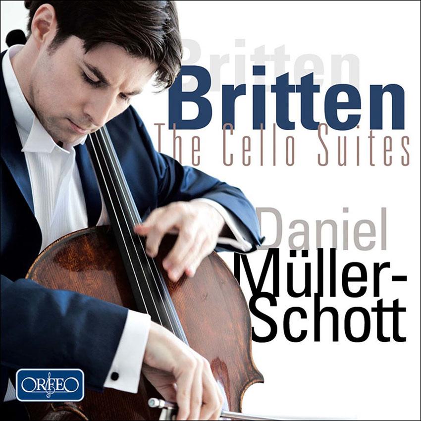 Benjamin Britten - The Cello Suites