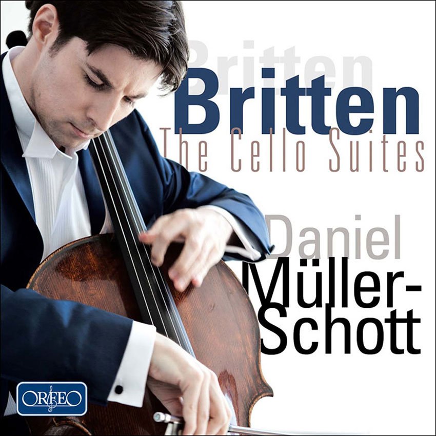 Benjamin Britten - The Cello Suites