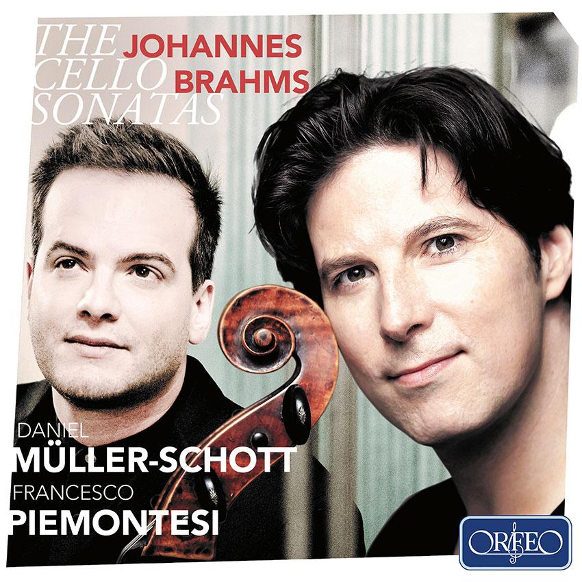 Johannes Brahms - The Cello Sonatas