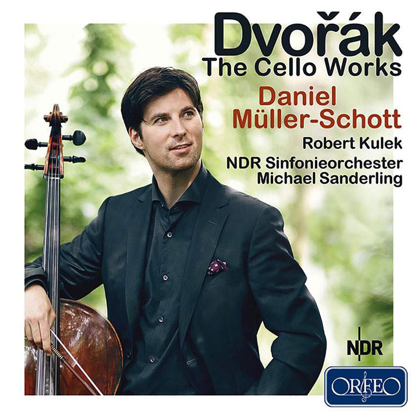 Antonín Dvořák - The Cello Works