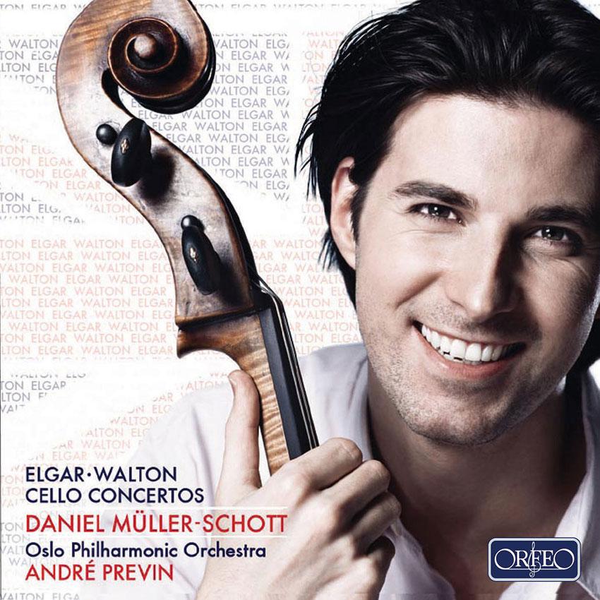 Elgar / Walton - Cello Concertos