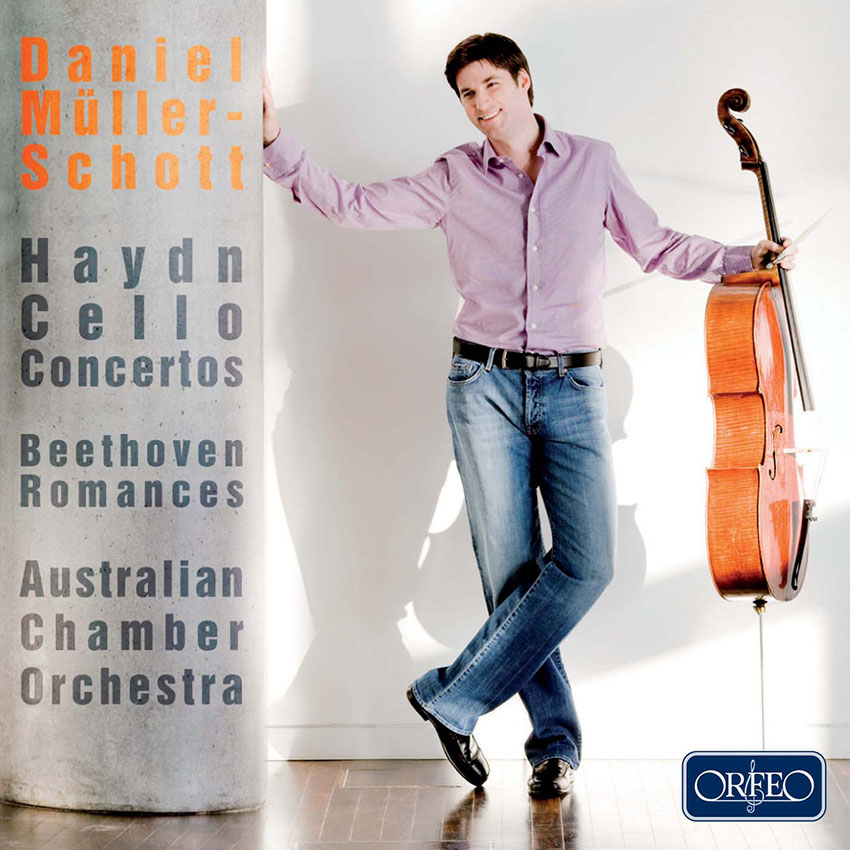 Haydn Cello Concertos & Beethoven Romances