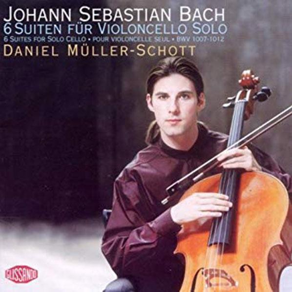 Johann Sebastian Bach - 6 Suiten für Violoncello solo
