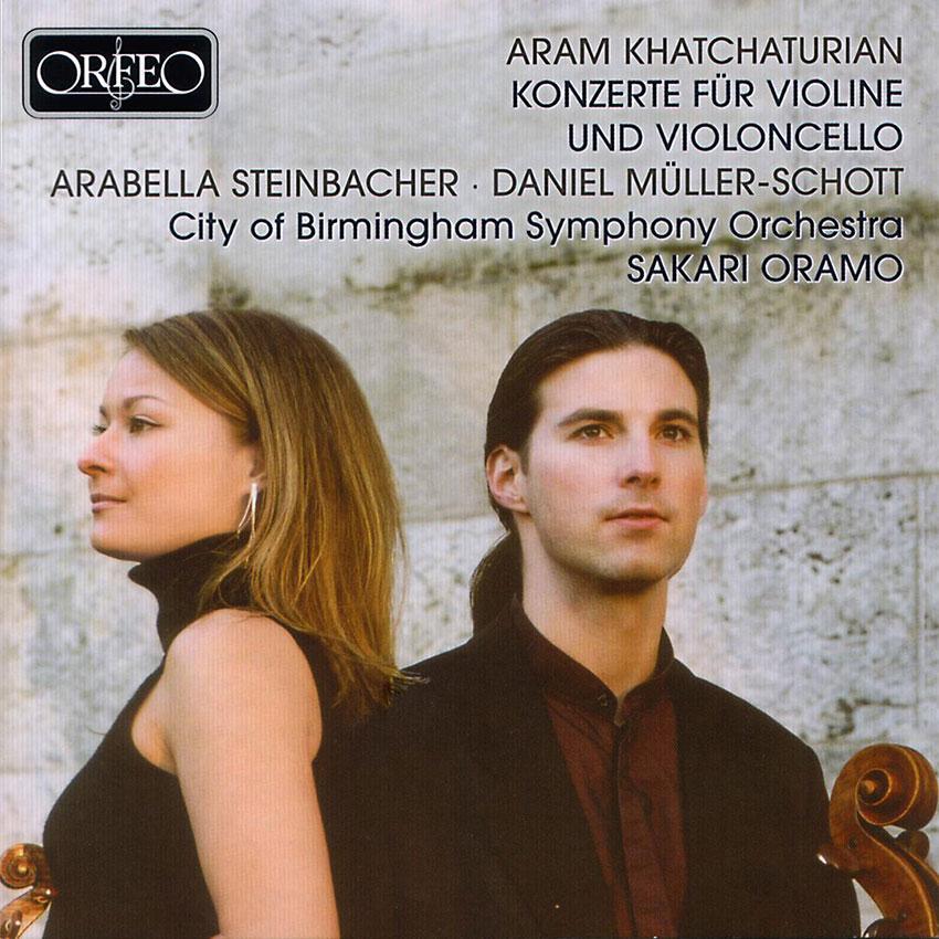 Khachaturian - Violin and Cello Concertos