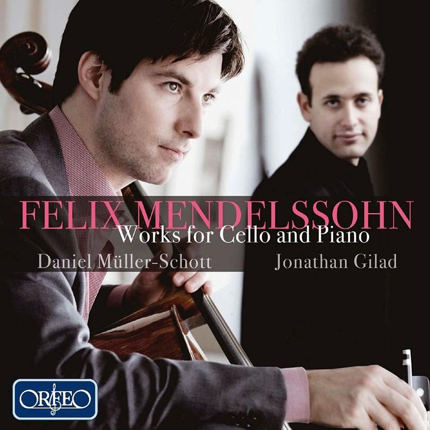 Felix Mendelssohn - Works for Cello and Piano