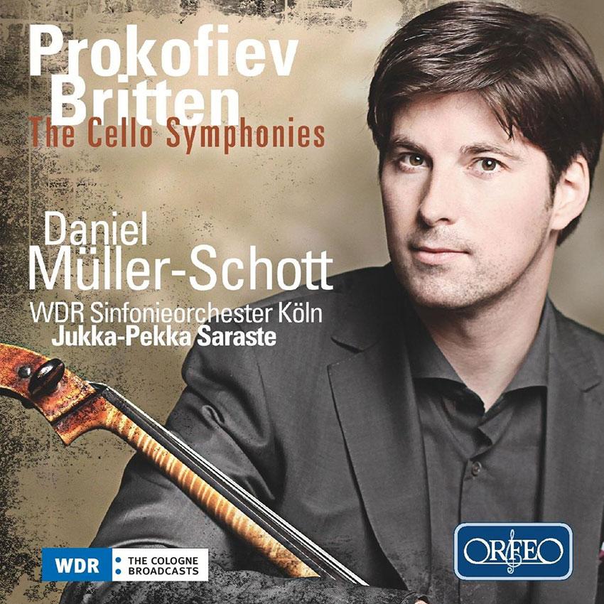 Prokfiev / Britten The Cello Symphonies