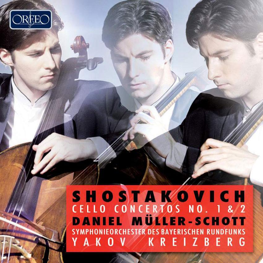 Dmitri Shostakovich - Cello Concertos No. 1 & 2