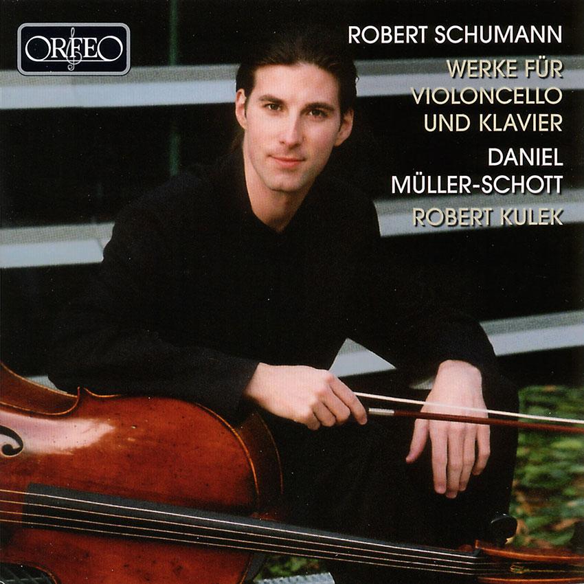 Robert Schumann - Werke für Violoncello und Klavier